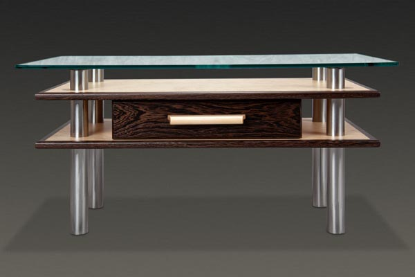 Three Tier Coffee Table